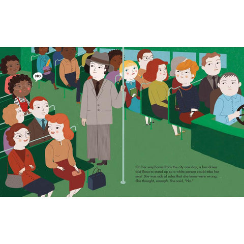 little people, big dreams: Rosa Parks-books-Hachette-Dilly Dally Kids