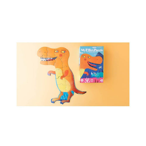 Londji my t-rex 36 piece puzzle-puzzles-Fire the Imagination-Dilly Dally Kids