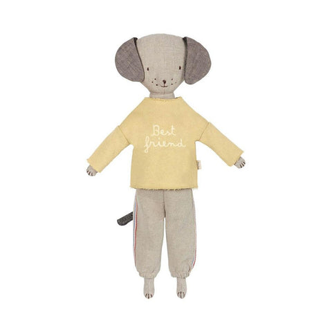 Maileg best friends jogging suit-puppets, stuffies & dolls-Maileg-Dilly Dally Kids