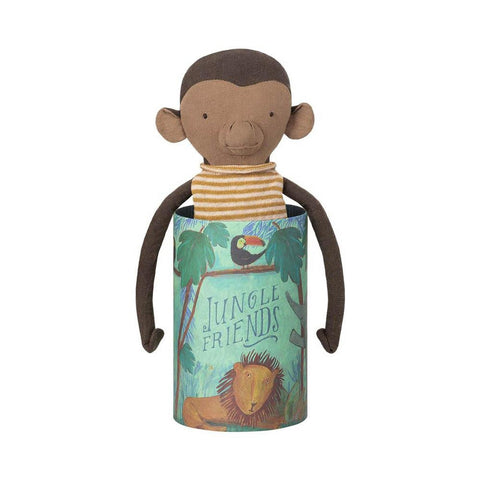 Maileg jungle friends monkey-puppets, stuffies & dolls-Maileg-Dilly Dally Kids