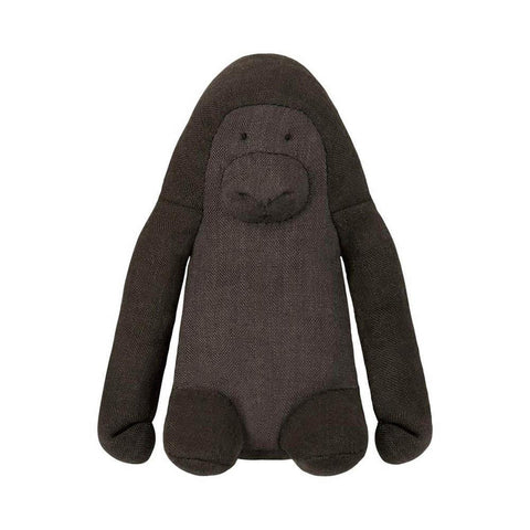maileg noahs friends mini gorilla-puppets, stuffies & dolls-Maileg-Dilly Dally Kids