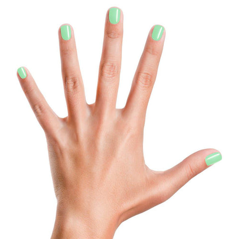 mint to be natural piggy paint nail polish-accessories-Clementine/Stortz-Dilly Dally Kids