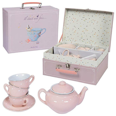 Moulin Roty etait un fois tea set-pretend play-Fire the Imagination-Dilly Dally Kids