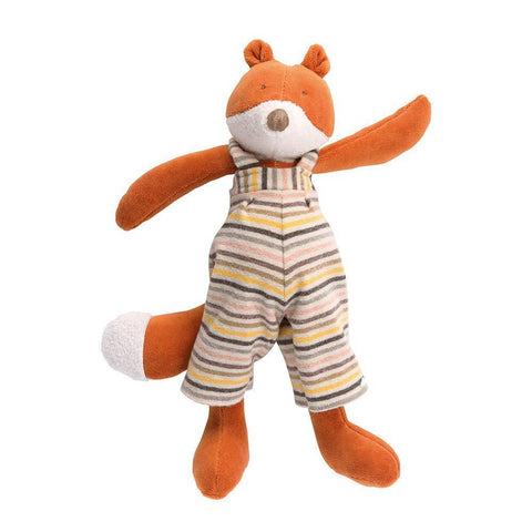 Moulin Roty Gaspard fox-puppets, stuffies & dolls-Fire the Imagination-Dilly Dally Kids