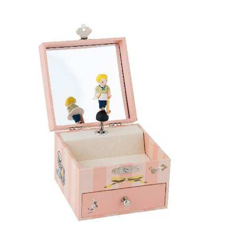 Moulin Roty Parisiennes musical jewelry box-Unclassified-Fire the Imagination-Dilly Dally Kids