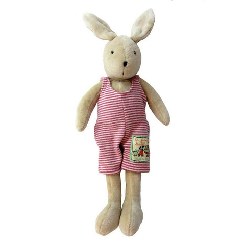 Moulin Roty Sylvain rabbit-puppets, stuffies & dolls-Fire the Imagination-Dilly Dally Kids