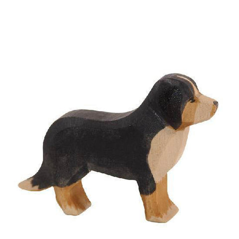 Ostheimer wooden bernese mountain dog-people, animals & lands-Fire the Imagination-Dilly Dally Kids