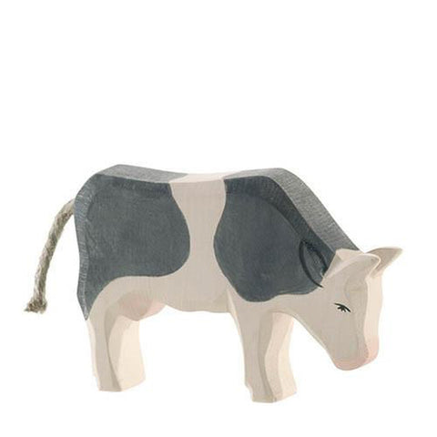 Ostheimer wooden cow-people, animals & lands-Fire the Imagination-Dilly Dally Kids