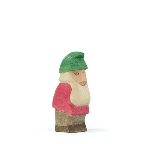 Ostheimer wooden dwarf Fridolin-people, animals & lands-Fire the Imagination-Dilly Dally Kids