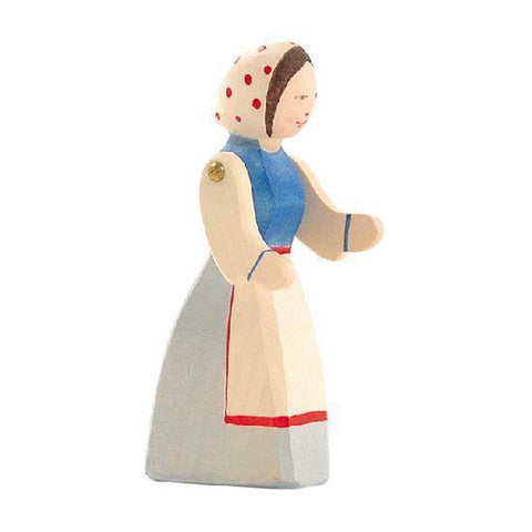 Ostheimer wooden farm woman-people, animals & lands-Fire the Imagination-Dilly Dally Kids