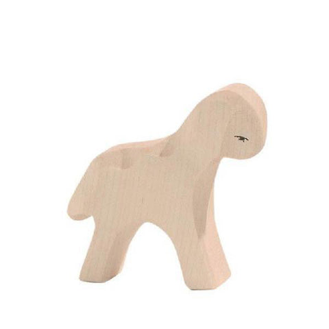 Ostheimer wooden lamb - standing-people, animals & lands-Fire the Imagination-Dilly Dally Kids