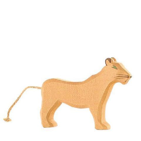 Ostheimer wooden lion - female-people, animals & lands-Fire the Imagination-Dilly Dally Kids