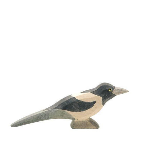Ostheimer wooden magpie-people, animals & lands-Fire the Imagination-Dilly Dally Kids