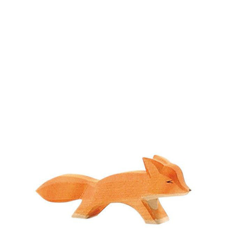 Ostheimer wooden running fox-people, animals & lands-Fire the Imagination-Dilly Dally Kids