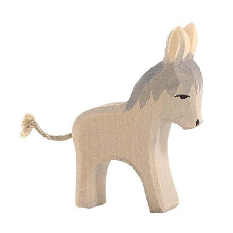Ostheimer wooden small donkey-people, animals & lands-Fire the Imagination-Dilly Dally Kids