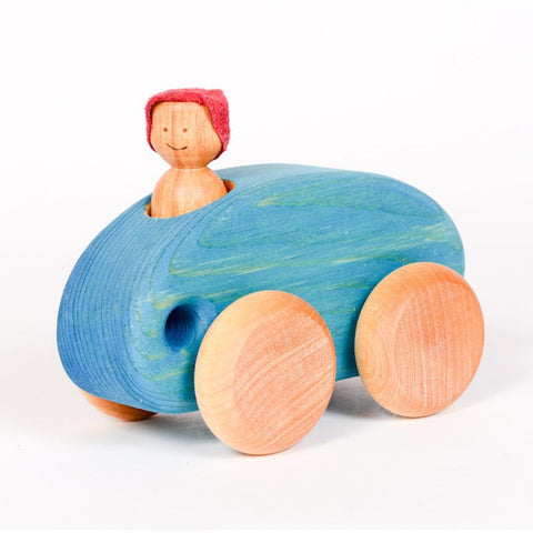 oval wood car-Dilly Dally Kids-Atelier Cheval-Dilly Dally Kids