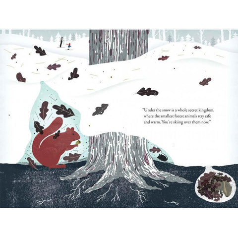 Over and Under the Snow book-books-Raincoast-Dilly Dally Kids