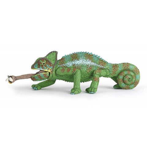 papo chameleon figure-people, animals & lands-Le Toy Van-Dilly Dally Kids