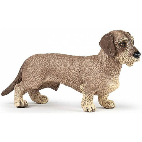 papo dachsund figure-people, animals & lands-Le Toy Van-Dilly Dally Kids