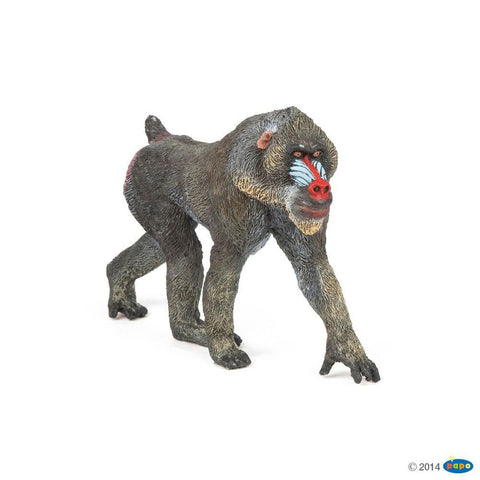 papo mandrill figure-people, animals & lands-Le Toy Van-Dilly Dally Kids