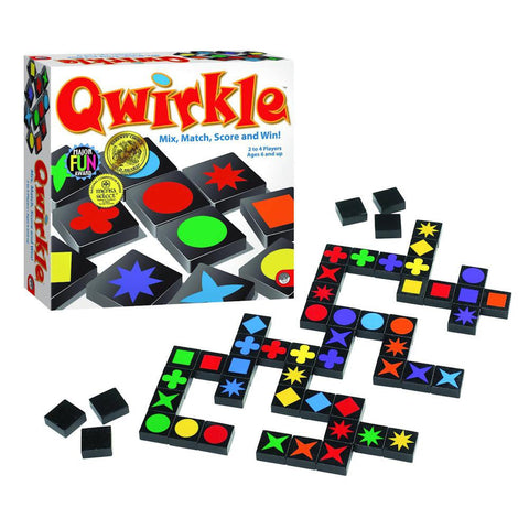 Qwirkle game-games-Outset Media-Dilly Dally Kids