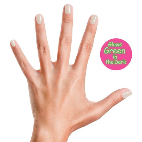 radioactive glow in the dark natural piggy paint nail polish-accessories-Clementine/Stortz-Dilly Dally Kids