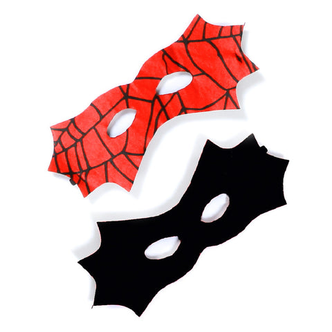 reversible spider & bat mask-dress up-Creative Education-Dilly Dally Kids
