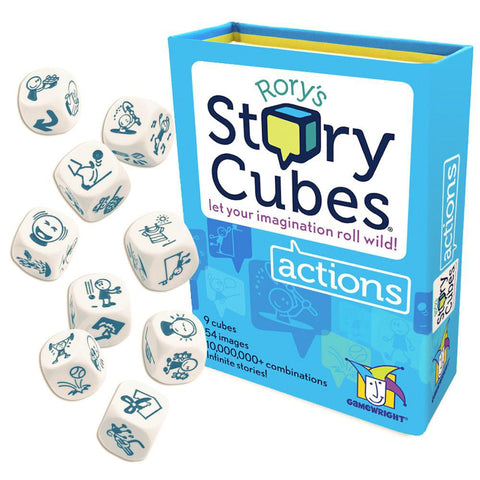 rory's action cubes-games-Kroeger-Dilly Dally Kids