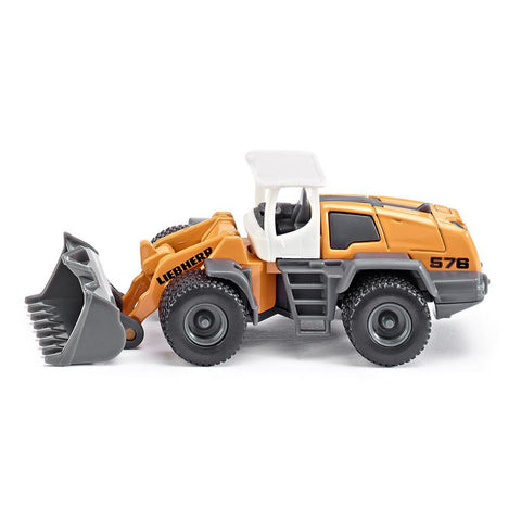 Siku four wheel loader-cars, boats, planes & trains-Siku-Dilly Dally Kids