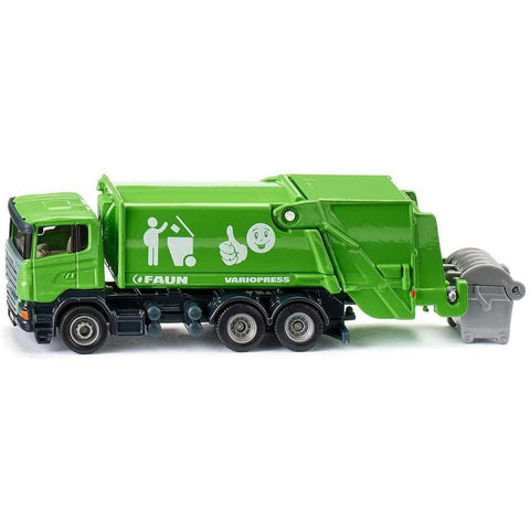 Siku garbage truck-cars, boats, planes & trains-Siku-Dilly Dally Kids