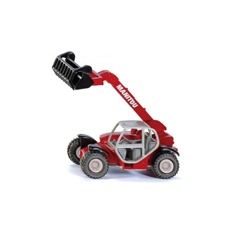 Siku Manitou telescopic loader-cars, boats, planes & trains-Siku-Dilly Dally Kids
