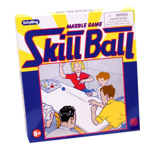 skill ball marble game-pocket money-Schylling-Dilly Dally Kids