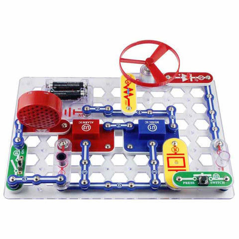 snap circuits jr.-science & nature-Elenco-Dilly Dally Kids