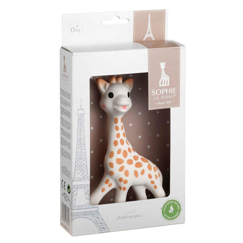 sophie the giraffe-baby-Q House-Dilly Dally Kids