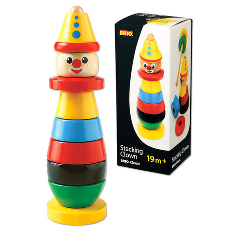 stacking clown-baby-Brio-Dilly Dally Kids