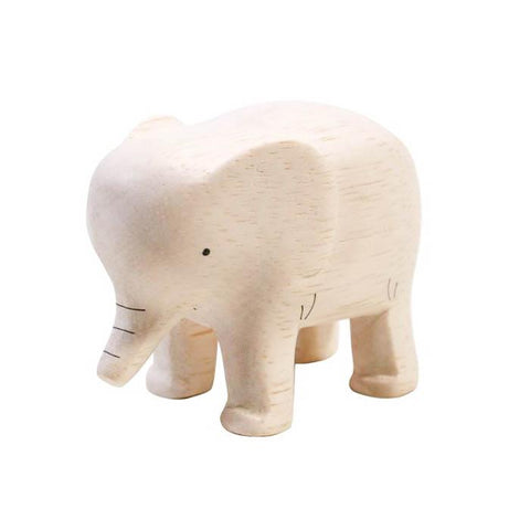 T-lab polepole wooden elephant-Unclassified-T-lab-Dilly Dally Kids