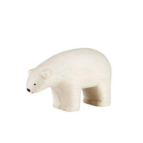 T-lab polepole wooden polar bear-Unclassified-T-lab-Dilly Dally Kids