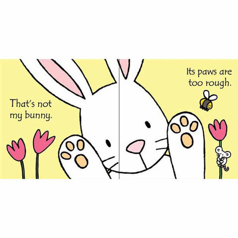 That's Not My Bunny-books-Harper Collins-Dilly Dally Kids