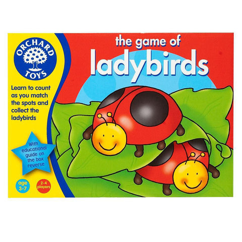 the game of ladybirds-games-pierre belvedere-Dilly Dally Kids
