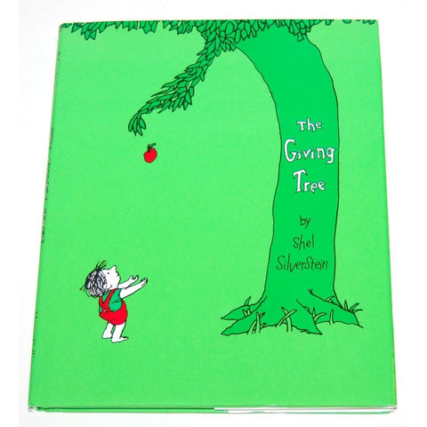 The Giving Tree-books-Harper Collins-Dilly Dally Kids