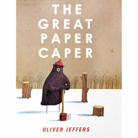 The Great Paper Caper-books-Harper Collins-Dilly Dally Kids