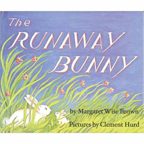 The Runaway Bunny-books-Harper Collins-Dilly Dally Kids