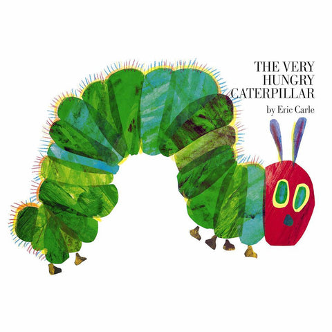 The Very Hungry Caterpillar board book-books-Penguin Random House-Dilly Dally Kids