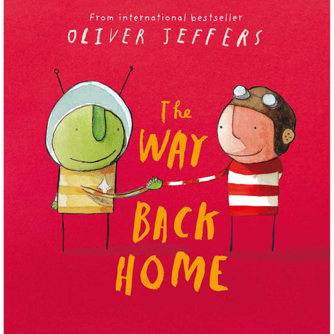The Way Back Home-books-Harper Collins-Dilly Dally Kids