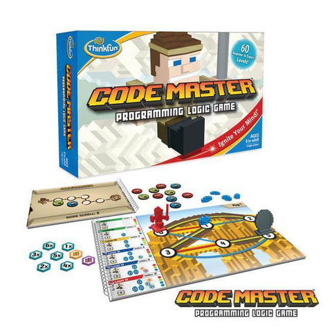 thinkfun code master game-games-Thinkfun-Dilly Dally Kids