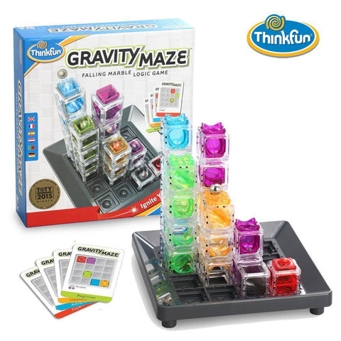 thinkfun gravity maze game-games-Thinkfun-Dilly Dally Kids
