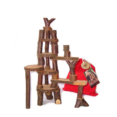 tree blocks large building set-blocks & building sets-Decor Spielzeug Wooden Toys-Dilly Dally Kids