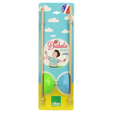 Vilac diabolo sticks classic-outdoor-Fire the Imagination-Dilly Dally Kids