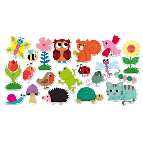 Vilac garden magnet set-decor-Fire the Imagination-Dilly Dally Kids