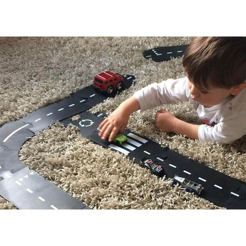 Way to Play crossing extension set-cars, boats, planes & trains-Way To Play-Dilly Dally Kids